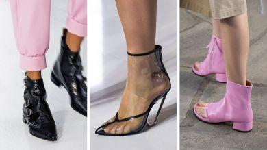 Модные ботинки весна 2019