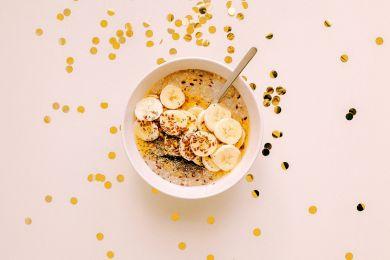 Фруктовый боул на завтрак