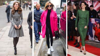 Кейт Миддлтон, королева Елизавета II, Джиджи Хадид и другие самые стильные знаменитости этой недели
