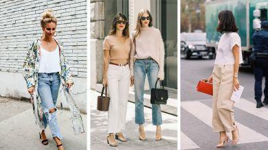Модные джинсы лето 2019
