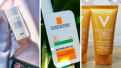 Три солнцезащитных крема для лица