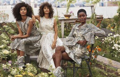 Коллекция H&M Сonscious Exclusive S/S 19