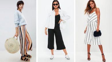 Модные кюлоты 2019