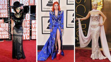Леди Гага: самые запоминающиеся образы певицы