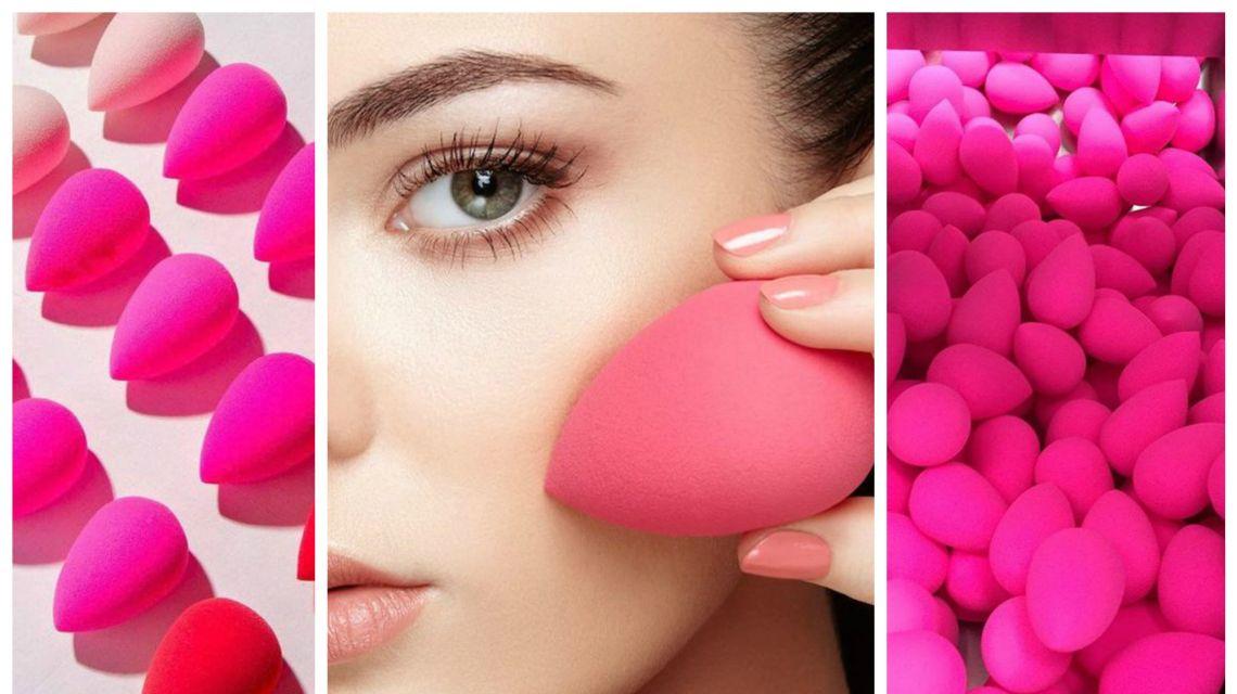 Как пользоваться бьюти блендером для макияжа