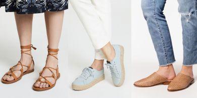 Тренды обувь лето 2019