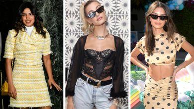 Джиджи Хадид, Хейли Бибер, Эмили Ратаковски, Рианна и другие самые стильные звезды недели