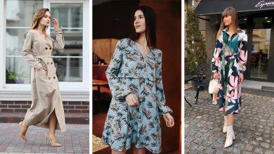 Весенние платья от украинских дизайнеров