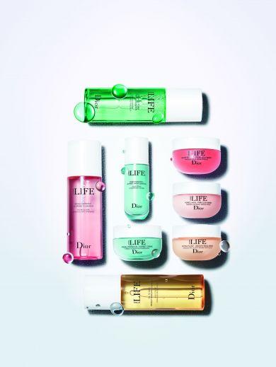 Красива без макияжа: Dior представляет волшебную гамму ухода Life