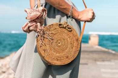 Модная сумка на лето 2019