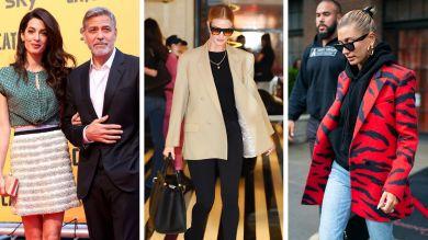 Меган Маркл, Шарлиз Терон, Амаль Клуни, Хейли Бибер и другие самые стильные звезды недели