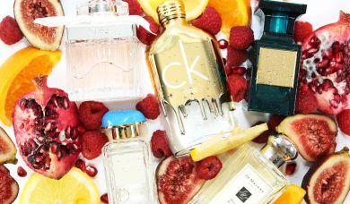 Фруктовые парфюмы на лето