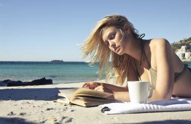 книги в отпуск