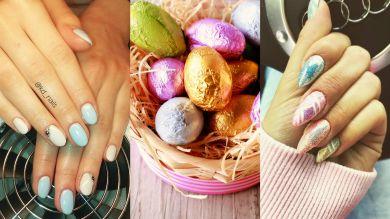 Не крашенки и кролики: кое-что новое для твоего пасхального маникюра