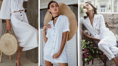 Льняная одежда от украинских брендов