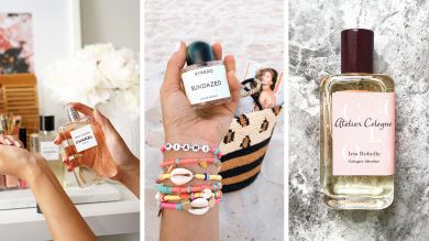 Лучшие летние парфюмы