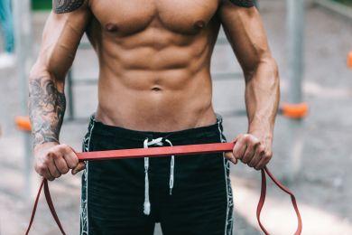 Резинка для фитнеса