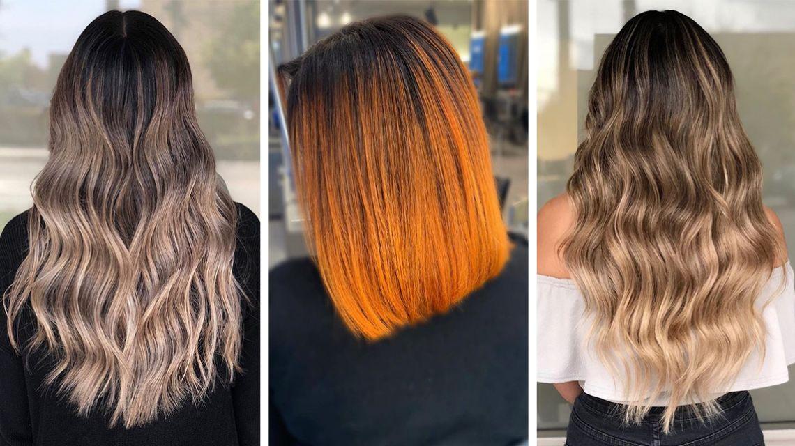 Модный цвет волос на осень 2019: тренды окрашивания, которые стоит попробовать