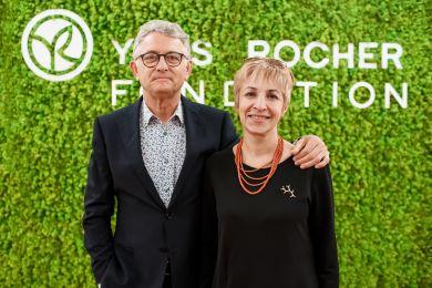 Yves Rocher премия Жемля Женщин