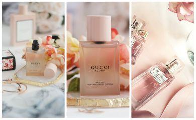 парфюмы для волос