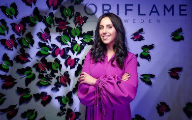 Во всей красе: Джамала представила новую рекламную кампанию Oriflame