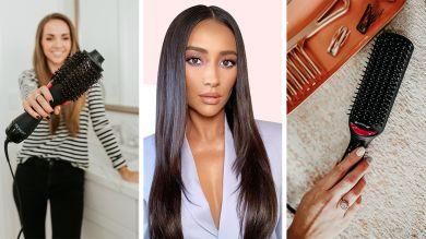 Щетки-выпрямители для волос