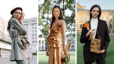 Стильные образы на осень от украинских брендов