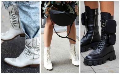тренды осенней обуви