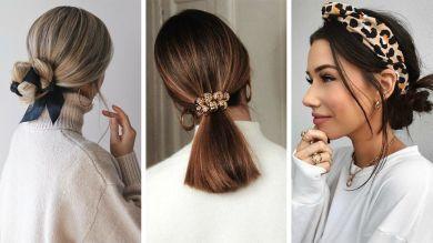 Осенние тренды для волос