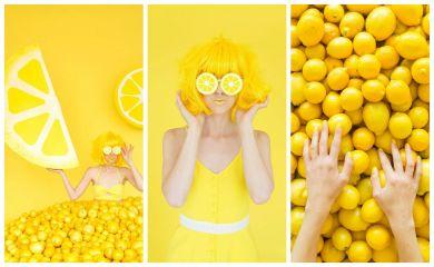 лимон в уходе