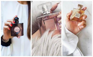 популярные парфюмы мира