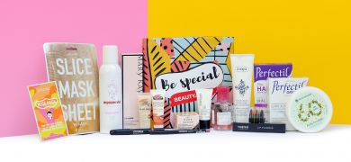 Beauty Box Be Special