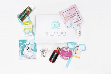 Beauty-box BLAURI