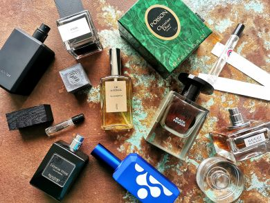 школа парфюмерии
