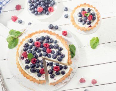 Топ-5 безглютеновых десертов своими руками