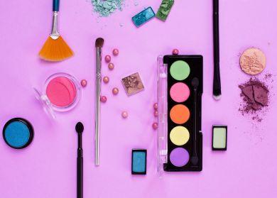 Палетки для макияжа