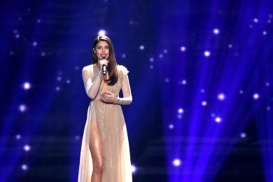 Наряды финал Евровидение
