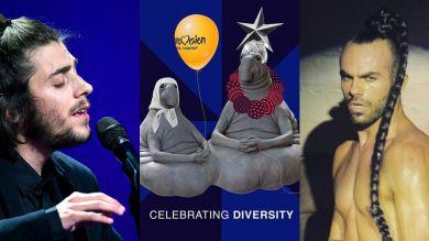 «Евровидение 2017»: мемы и фотожабы, которые войдут в историю конкурса