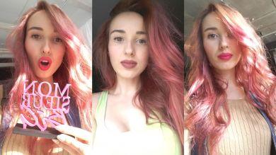 Личный опыт: как я покрасила волосы в ярко-розовый цвет и что из этого получилось?