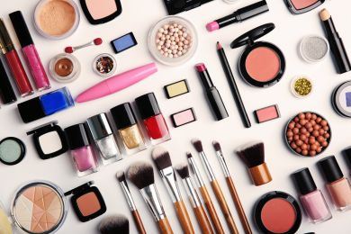 Новинки декоративной косметики
