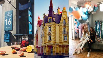 День Киева: 10 мест, которые должна посетить каждая девочка