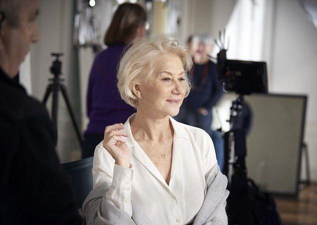 71-летняя Хелен Миррен снялась в новой рекламе L'Oreal (ФОТО)