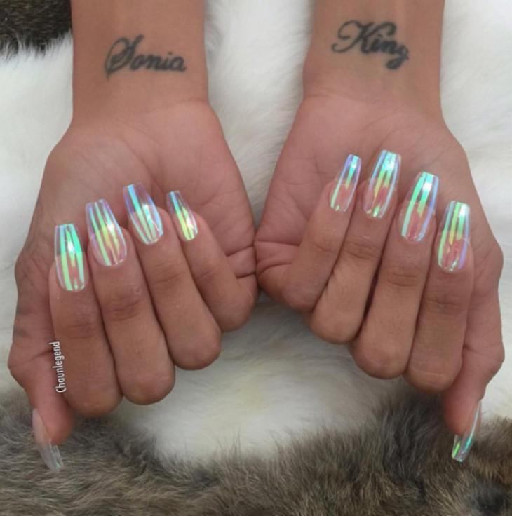 Ногти тренд
