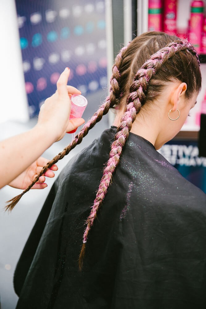 Пять необычных трендов в окрашивании волос (ФОТО)