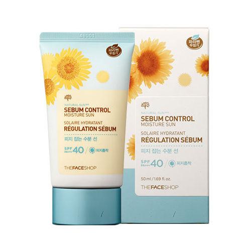 Солнцезащитный крем для комбинированной кожи