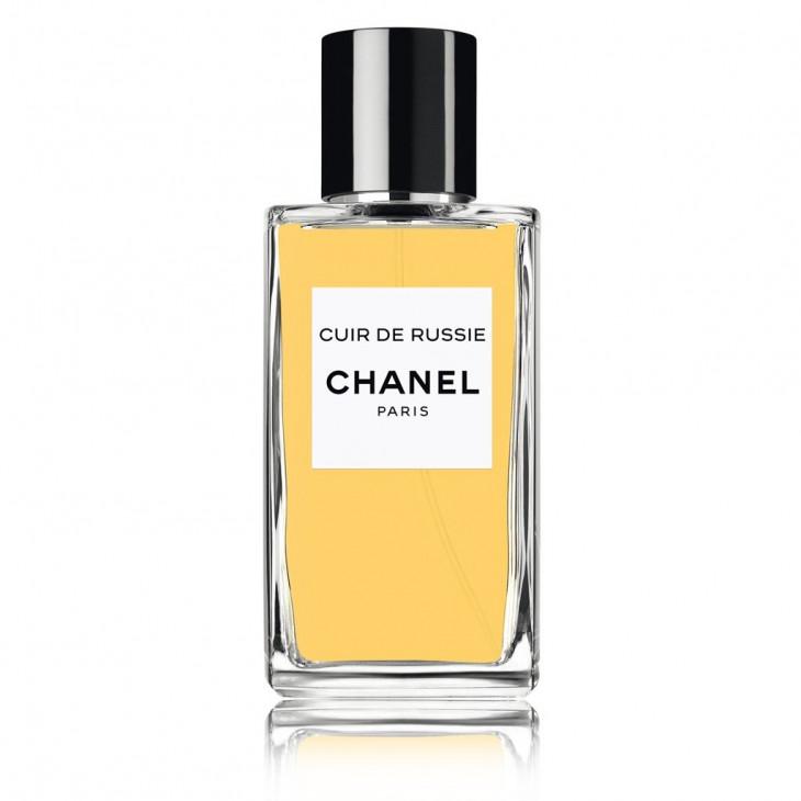 Аромат с нотой кожи Chanel Cuir de Russie