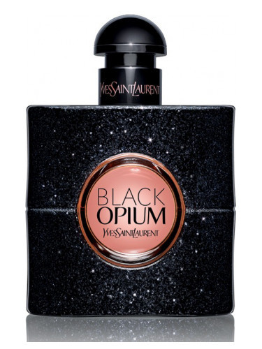аромат YSL Black Opium