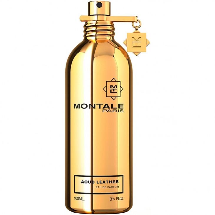 Ароматы с нотой кожи: Montale Aoud Leather
