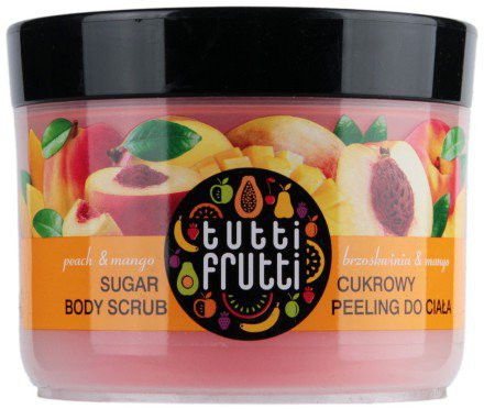 Уход за телом: питательный скраб Farmona Tutti Frutti
