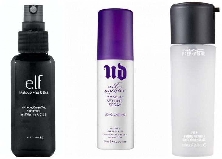 Макияж для нависшего века: фиксатор макияжа